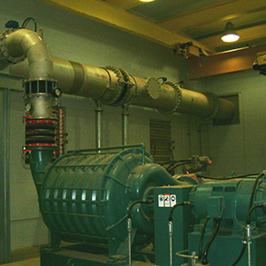 Multistage Centrifugal Blowers in Georgia