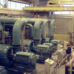 Medium Voltage Variable Speed Centrifugals in Wisconsin
